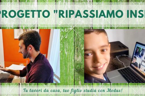 Studiare a distanza con Centro Studi Modus - Italy'n Love